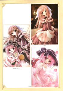 Rating: Safe Score: 4 Tags: cafe_little_wish dress garter lily lolita_fashion merun thighhighs tinkle User: syaoran-kun