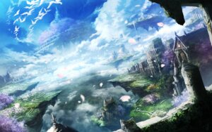 Rating: Safe Score: 54 Tags: chitose_rin landscape wallpaper User: LolitaJoy