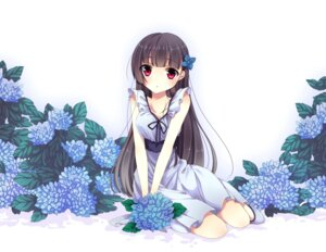 Rating: Safe Score: 29 Tags: dress momose_u sanka_rea sankarea User: ddns001