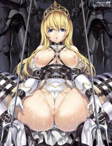 Rating: Explicit Score: 120 Tags: bondage breasts cameltoe cum hakaba nipples pussy User: demonbane1349