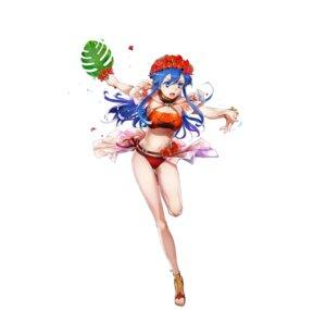 Rating: Questionable Score: 15 Tags: bikini bunbun cleavage fire_emblem fire_emblem:_rekka_no_ken fire_emblem_heroes heels lilina nintendo see_through skirt_lift swimsuits User: fly24