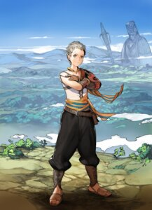 Rating: Safe Score: 2 Tags: hirooka_masaki male sieg suikoden suikoden_tierkreis User: Radioactive