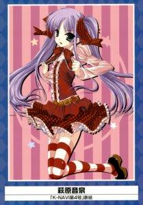 Rating: Safe Score: 35 Tags: hagiwara_onsen lolita_fashion thighhighs User: Aurelia