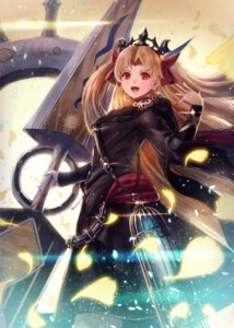 Rating: Safe Score: 20 Tags: ereshkigal_(fate/grand_order) fate/grand_order kuroi_susumu weapon User: Spidey