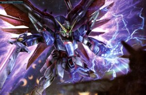 Rating: Safe Score: 5 Tags: destiny_gundam gundam gundam_seed gundam_seed_destiny mecha sword User: drop