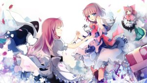 Rating: Safe Score: 15 Tags: alice_margatroid kirisame_marisa shanghai sheska_xue touhou User: fireattack