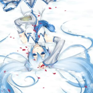 Rating: Safe Score: 27 Tags: hatsune_miku vocaloid xinya User: Radioactive