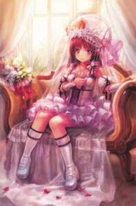Rating: Safe Score: 26 Tags: lolita_fashion yoru_(xueyinye) User: cheese