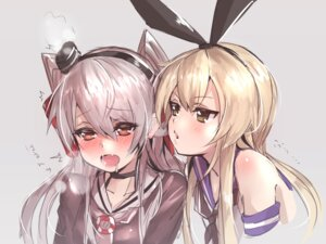 Rating: Safe Score: 66 Tags: amatsukaze_(kancolle) dio_uryyy kantai_collection shimakaze_(kancolle) sketch User: Mr_GT