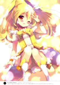 Rating: Questionable Score: 41 Tags: kise_yayoi pretty_cure shiratama shiratamaco smile_precure! User: Twinsenzw