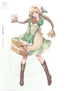 Rating: Questionable Score: 47 Tags: amil_manaflare digital_version dress heels sega shining_blade shining_hearts shining_world tony_taka User: Twinsenzw