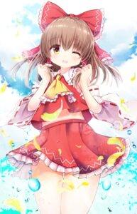 Rating: Safe Score: 15 Tags: hakurei_reimu kotoriifu miko touhou User: ryoga828