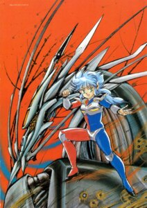Rating: Safe Score: 2 Tags: iczer_one mecha tagme User: Radioactive