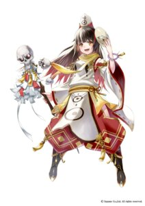 Rating: Safe Score: 6 Tags: buttobi_sangoku japanese_clothes sho_(sumika) weapon User: Dreista