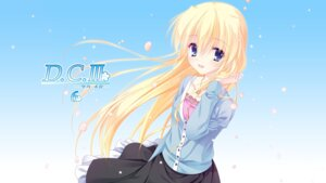 Rating: Safe Score: 33 Tags: cap da_capo_(series) da_capo_iii tanihara_natsuki wallpaper yoshino_sakura User: fireattack