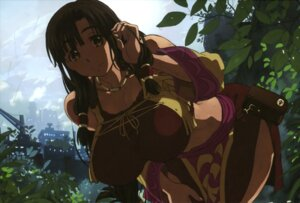 Rating: Questionable Score: 34 Tags: dagashi saaya_(gargantia) suisei_no_gargantia User: drop