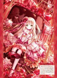 Rating: Questionable Score: 26 Tags: dress fishnets heels lolita_fashion pantsu see_through thighhighs tinkerbell tinkle User: Twinsenzw