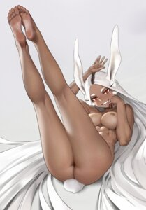 Rating: Questionable Score: 38 Tags: animal_ears boku_no_hero_academia bunny_ears feet naked nipples tagme tail usagiyama_rumi User: BattlequeenYume