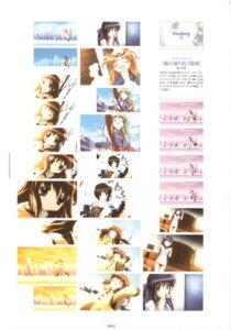Rating: Safe Score: 2 Tags: kanon kawasumi_mai kurata_sayuri minase_nayuki misaka_shiori sawatari_makoto tsukimiya_ayu User: lzcli