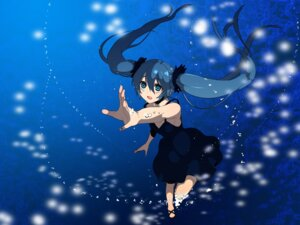 Rating: Safe Score: 32 Tags: dress hatsune_miku kurono_yuu shinkai_shoujo_(vocaloid) vocaloid User: Nekotsúh