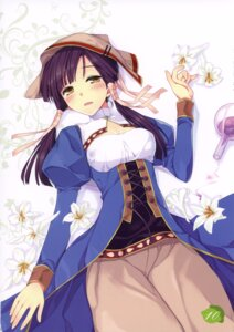 Rating: Safe Score: 17 Tags: akisoba atelier atelier_lilie dadacha! lilie sobaworks User: blooregardo