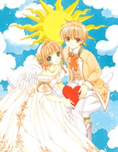 Rating: Safe Score: 5 Tags: card_captor_sakura clamp kinomoto_sakura li_syaoran possible_duplicate tagme User: Omgix