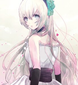 Rating: Questionable Score: 29 Tags: alicetype megurine_luka vocaloid User: KazukiNanako