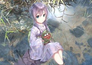 Rating: Safe Score: 47 Tags: daitai_sotogawa_(futomomo) kantai_collection kimono wet yayoi_(kancolle) User: Mr_GT