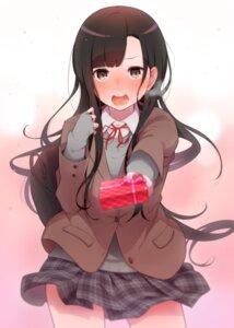 Rating: Safe Score: 27 Tags: keije seifuku sweater valentine User: RyuZU
