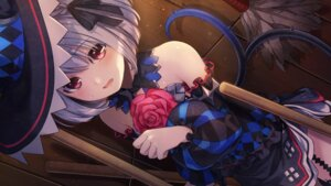 Rating: Safe Score: 28 Tags: compile_heart dress game_cg minessa ryuusei_no_varnir_star_ecdysis_of_the_dragon tagme User: KiritoCy