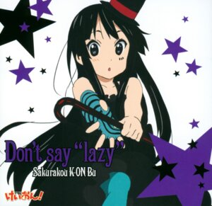 Rating: Safe Score: 17 Tags: akiyama_mio disc_cover k-on! screening User: withul
