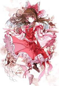 Rating: Safe Score: 22 Tags: cierra_(artist) hakurei_reimu miko touhou User: Radioactive