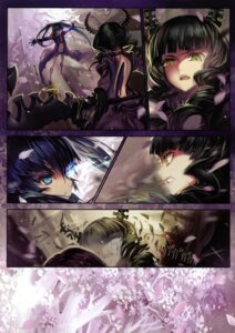 Rating: Safe Score: 16 Tags: alphonse black_rock_shooter black_rock_shooter_(character) dead_master vocaloid white_datura User: Aurelia