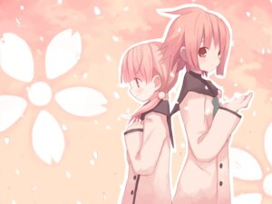 Rating: Safe Score: 7 Tags: cuffs kiriyama_sakura mitsuki_mouse sakura_musubi seifuku wallpaper User: fireattack