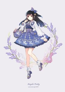 Rating: Safe Score: 23 Tags: heels lolita_fashion taoi User: animeprincess