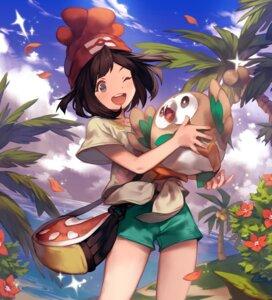 Rating: Safe Score: 40 Tags: female_protagonist_(pokemon_sm) lee_hyeseung pokemon pokemon_sm rowlet User: syuki144