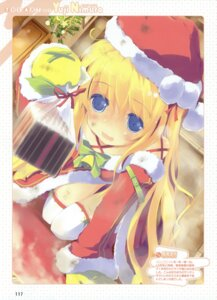 Rating: Safe Score: 30 Tags: christmas nimura_yuuji thighhighs User: crim