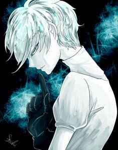 Rating: Safe Score: 5 Tags: antarcticite anthropomorphization fuushi houseki_no_kuni User: charunetra