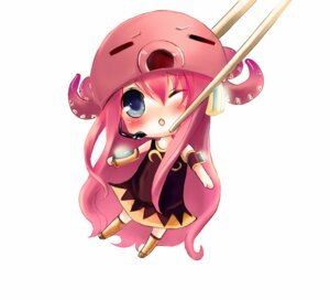 Rating: Safe Score: 13 Tags: chibi kio_sayuki megurine_luka vocaloid User: Radioactive
