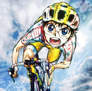 Rating: Safe Score: 3 Tags: disc_cover male onoda_sakamichi tagme yowamushi_pedal User: blooregardo