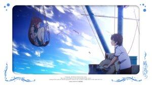 Rating: Safe Score: 8 Tags: kihara_tsumugu mukaido_manaka nagi_no_asukara seifuku User: alice4