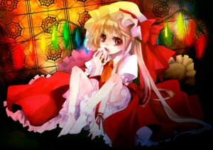 Rating: Safe Score: 5 Tags: flandre_scarlet shimakoma touhou wings User: konstargirl