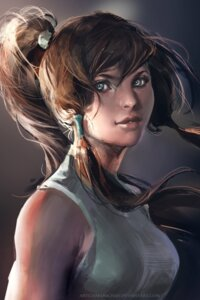 Rating: Safe Score: 32 Tags: korra sakimichan the_legend_of_korra watermark User: charunetra