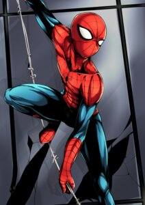 Rating: Safe Score: 3 Tags: bodysuit kana616 spiderman User: Spidey