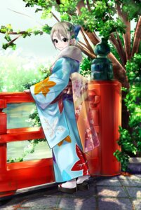 Rating: Safe Score: 21 Tags: kimono ooike_teru shiomi_shuuko the_idolm@ster the_idolm@ster_cinderella_girls User: Mr_GT