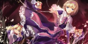 Rating: Safe Score: 33 Tags: alice_margatroid piclic shanghai touhou User: Mr_GT