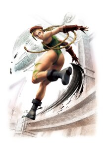 Rating: Questionable Score: 5 Tags: ass cammy_white leotard street_fighter street_fighter_iv User: Yokaiou