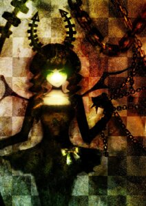 Rating: Safe Score: 5 Tags: black_rock_shooter dead_master horns ta_(shyura) vocaloid User: Radioactive