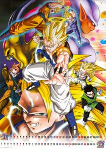 Rating: Safe Score: 12 Tags: calendar dragon_ball dragon_ball_z hirudegarn janemba male son_gohan son_goku son_goten tapion trunks vegeta User: Komori_kiri