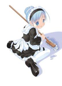 Rating: Safe Score: 7 Tags: garter maid pantyhose pop_(electromagneticwave) tagme User: edogawaconan